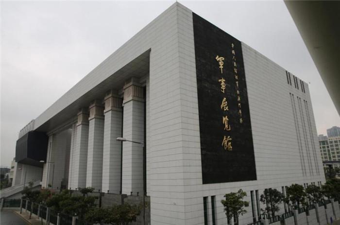 军事展览馆展厅设计布局方案,请欣赏军事展览馆效果图图片