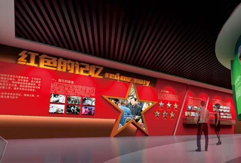 党建展厅展馆设计应该如何做,如何做党建馆比较好?