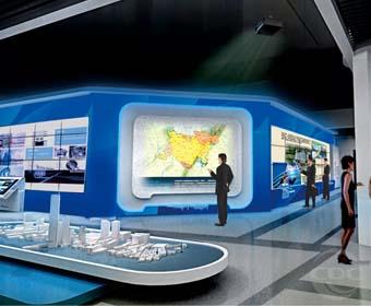 园区展馆展厅设计,园区展厅如何做好主题规划?